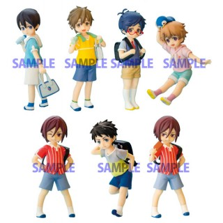 Toy's Works Collection 4.5 Free! Eternal Summer box of 8 Chara-Ani