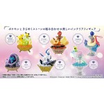 Pokemon Gemstone Collection Pack of 6 RE-MENT