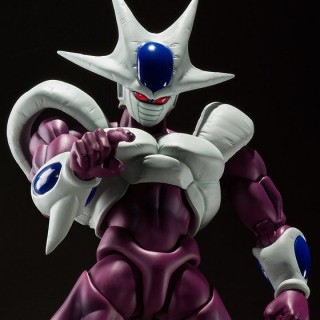 S.H. Figuarts Dragon Ball Z Cooler Final Form Bandai Limited