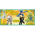 Pokemon MonColle Box Vol.4 Pack of 10 Takara Tomy A.R.T.S