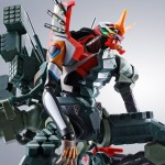 Evangelion Robot Damashii (side EVA) New Eva-02 A Bandai Limited
