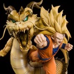 Figuarts Zero Dragon Ball Z Super Saiyan 3 SSJ3 Son Goku (Dragon Fist Explosion) Bandai Limited