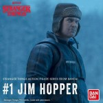 STRANGER THINGS Action Figure Series No.1 Jim Hopper Bandai Limited
