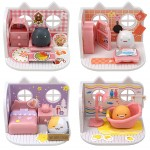 Cats Home Pack of 10 F-toys confect