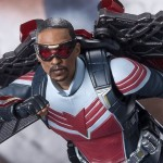 S.H. Figuarts The Falcon and the Winter Soldier - Falcon Bandai Limited