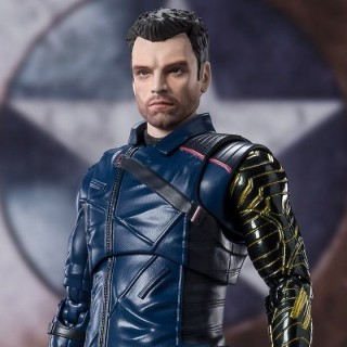 S.H. Figuarts The Falcon and the Winter Soldier - Winter Soldier Bandai Limited