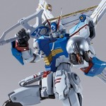 Metal Build Crossbone Gundam X3 Mobile Suit Crossbone Gundam Bandai limited