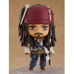 Nendoroid Pirates of the Caribbean On Stranger Tides Jack Sparrow Good Smile Company