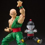 S.H. Figuarts Dragon Ball Z Tenshinhan and Chaoz Bandai Limited