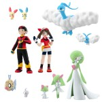 Pokemon Scale World Houen Chihou 2 Set Bandai
