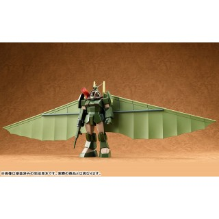 COMBAT ARMORS MAX Fang of the Sun Dougram 25 Soltic H8 Roundfacer Hang Glider Equipment Type 1/72 Max Factory