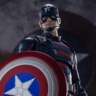 S.H. Figuarts The Falcon and the Winter Soldier - Captain America (John F. Walker) Bandai limited