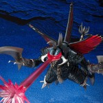 S.H.Monster Arts Gigan (2004) Godzilla: Final Wars - Great Decisive Battle Ver. Bandai limited