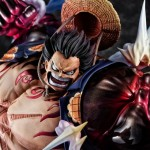 One Piece Portrait of Pirates SA-MAXIMUM Monkey D. Luffy Gear 4 Boundman ver.2 Bandai LImited