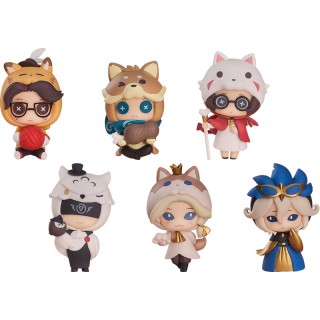 Identity V Moe Moe Pet Collectible Figures! Pack of 6 Good Smile Arts Shanghai