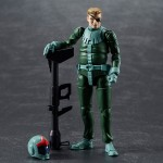 Gundam G.M.G. Mobile Suit Zeon Army 04 Normal Suit Soldier MegaHouse