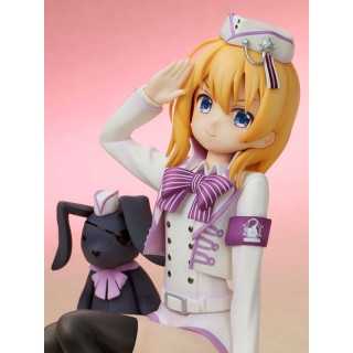 Is the order a rabbit BLOOM Cocoa Military Uniform ver. 1/7 Emontoys