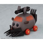 MODEROID PUI PUI Molcar Assembly Molcar Armored Teddy Plastic Model Good Smile Company