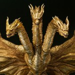 S.H.Monster Arts King Ghidorah (2019) Special Color Ver. Bandai Limited