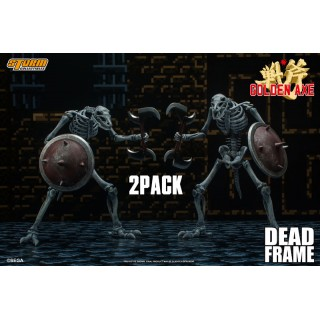Golden Axe III Dead Frame Pack of 2 Storm Collectibles