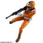 Mobile Suit Gundam G.M.G. Earth Federation Force 05 Normal Suit Soldier MegaHouse