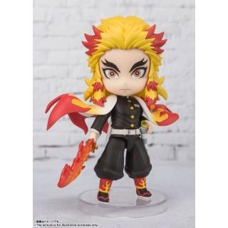 Figuarts mini Kyojuro Rengoku Flame Breathing Demon Slayer Kimetsu no Yaiba BANDAI SPIRITS
