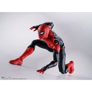 S.H.Figuarts Spider Man Upgraded Suit (Spider-Man: No Way Home) BANDAI SPIRITS (Proxy Order)