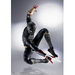 S.H.Figuarts Spider Man Black and Gold Suit (Spider-Man: No Way Home) BANDAI SPIRITS