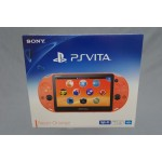 PS Vita PlayStation Vita Wi-Fi Model Neon Orange
