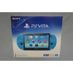 PlayStation Vita Wi-Fi Model Aqua Blue