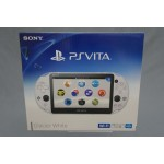 PlayStation Vita Wi-Fi Model Glacier White
