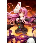 Touhou Project Expressive Poker Face Kokoro Hatano Extra Color 1/8 ques Q