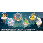 Pokemon STARRIUM SERIES Wish on a Shining Star Pack of 6 RE-MENT