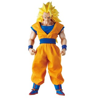 Dimension of DRAGONBALL DOD Super Saiyan 3 Son Goku Megahouse