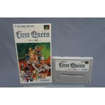 (T3E17) FIRST QUEEN CULTURE BRAN SUPER FAMICOM