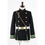 Seraph of the End Moon Demon Company Boys Uniform Jacket Set (M to XL)