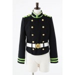 Seraph of the End Moon Demon Company Girls Uniform Jacket Set (S to XL)