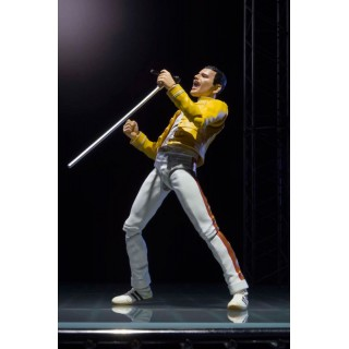 SH S.H. Figuarts Freddie Mercury Live at wembley stadium
