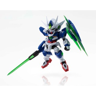 NXEDGE STYLE MS UNIT 00 QanT Mobile Suit Gundam 00 the Movie A Wakening of the Trailblazer Bandai