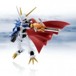NXEDGE STYLE [DIGIMON UNIT] Omegamon Digimon Adventure