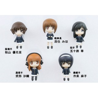 Girls und Panzer Ankou Team set (Panzer Jacket Version)