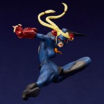 Hdge technical statue No.10 Ultra Street Fighter IV Decapre