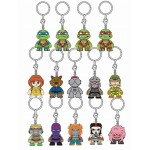 TMNT Teenage Mutant Ninja Turtles Shell Shock Keychain KidRobot