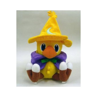 Chocobo no Fushigi na Dungeon Plush Chocobo Black Mage