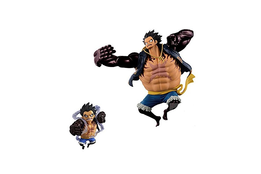 one piece scultures big special gear fourth monkey d luffy