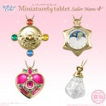 Miniaturely Tablet Sailor Moon Part IV box of 10 Bandai