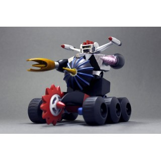 (T9) Dynamite Action! HYBRID No.1 Chojin Sentai Barattack Black Barattack EVOLUTION TOY