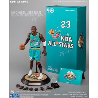 Real Masterpiece Michael Jordan 1/6 All-Star Game 1996 Limited Edition