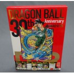 Dragon Ball DB 30th Anniversary Super History ArtBook SHUEISHA Collector