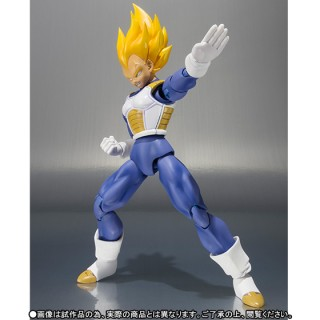 Dragon Ball Z Dbz Sh Sh Figuarts Super Saiyan Vegeta Premium Color